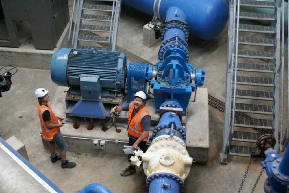 High Lift Pumps